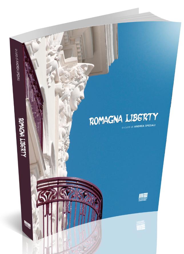Libro Romagna liberty di speziali