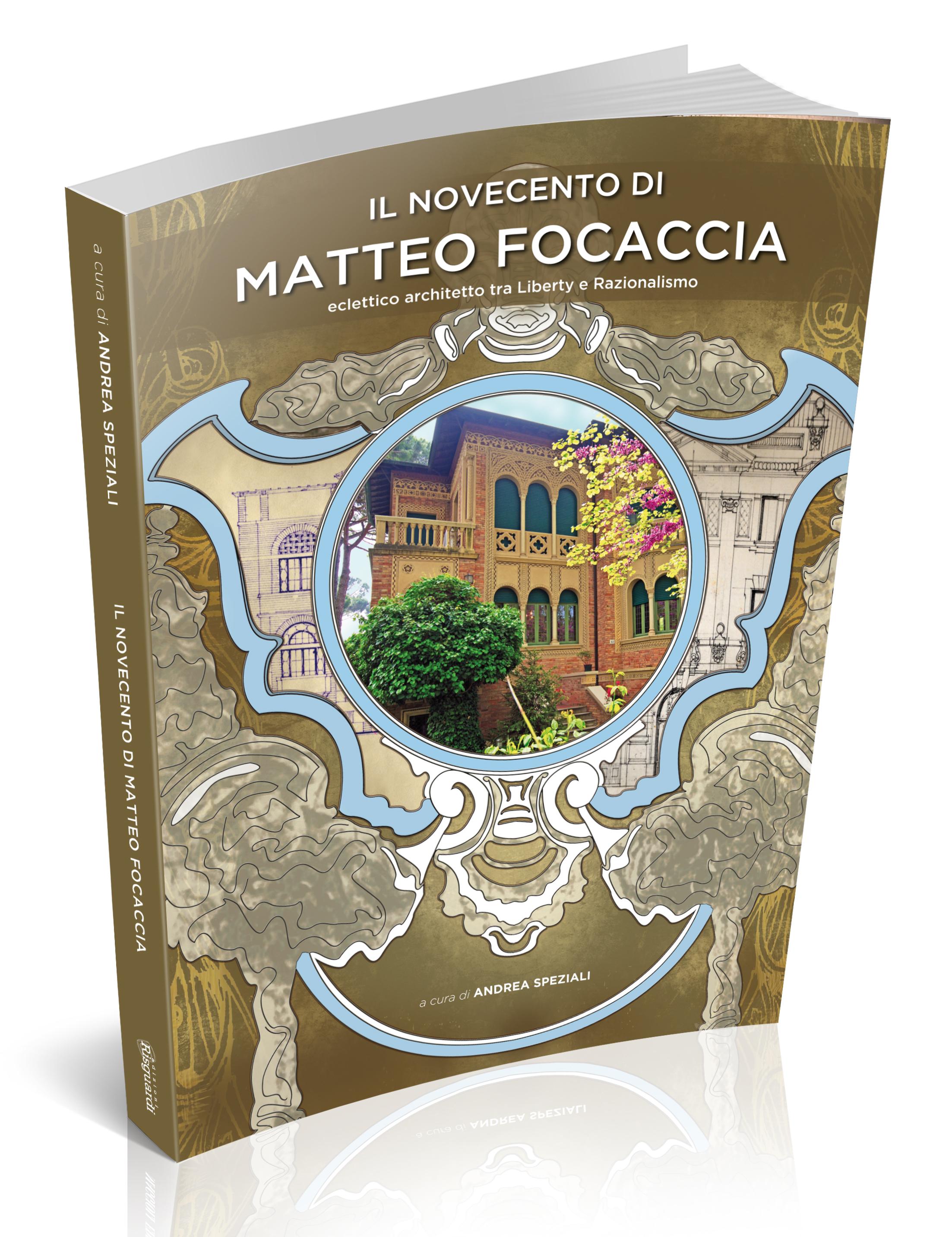 """In libreria è arrivato """"Il Novecento di Matteo Focaccia"""""""