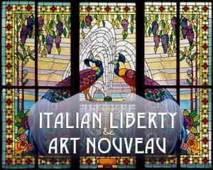 Italian Liberty & Art Nouveau Tours