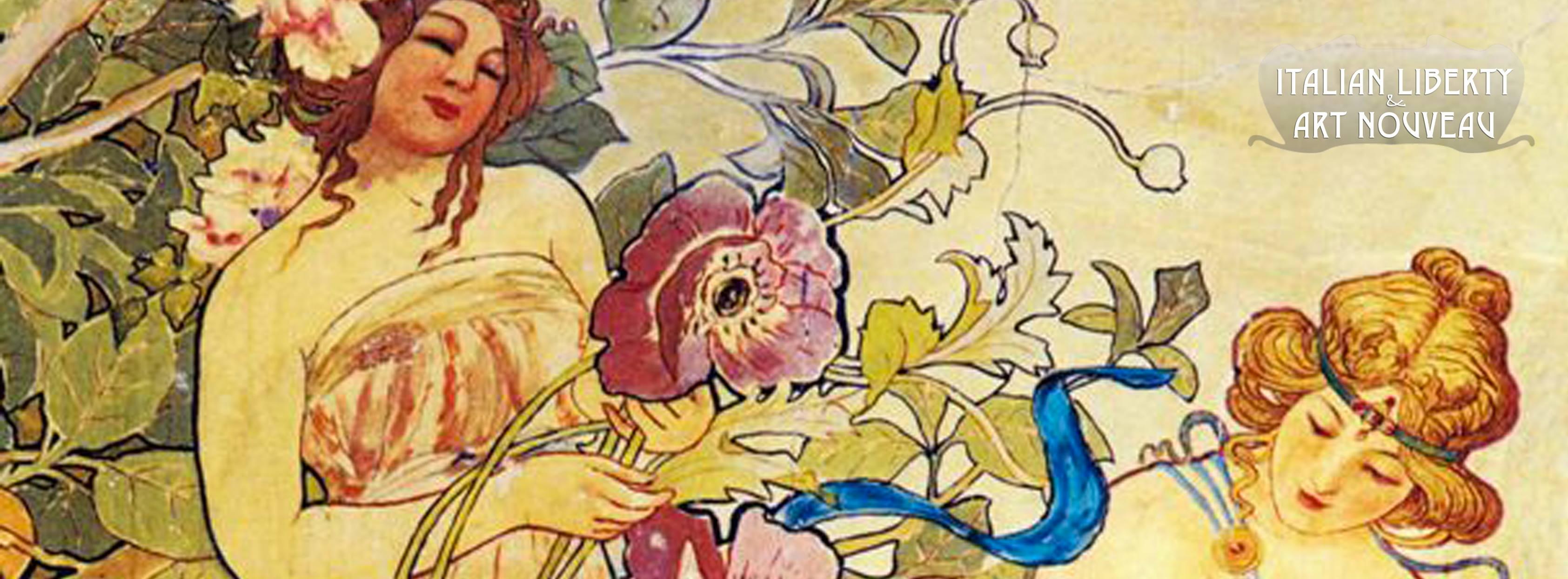 Parte il progetto Italian Liberty & Art Nouveau