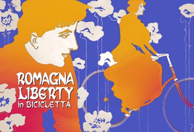 Romagna Liberty in bicicletta