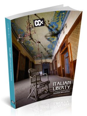 Italian Liberty 2016 cartacanta - Andrea Speziali - cover 3D