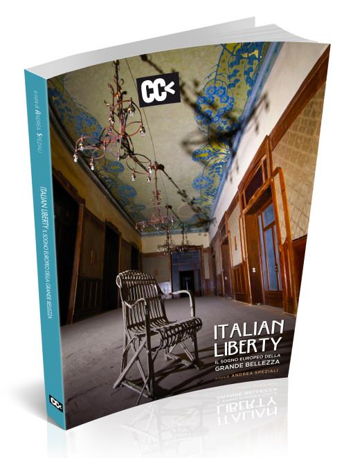 Italian Liberty 2016 cartacanta – Andrea Speziali – cover 3D