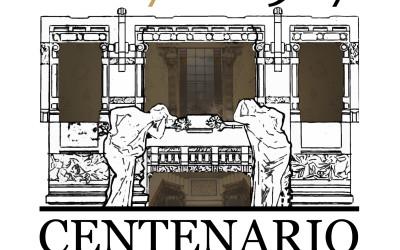Logo delle celebrazioni per il centenario di Giuseppe Sommaruga