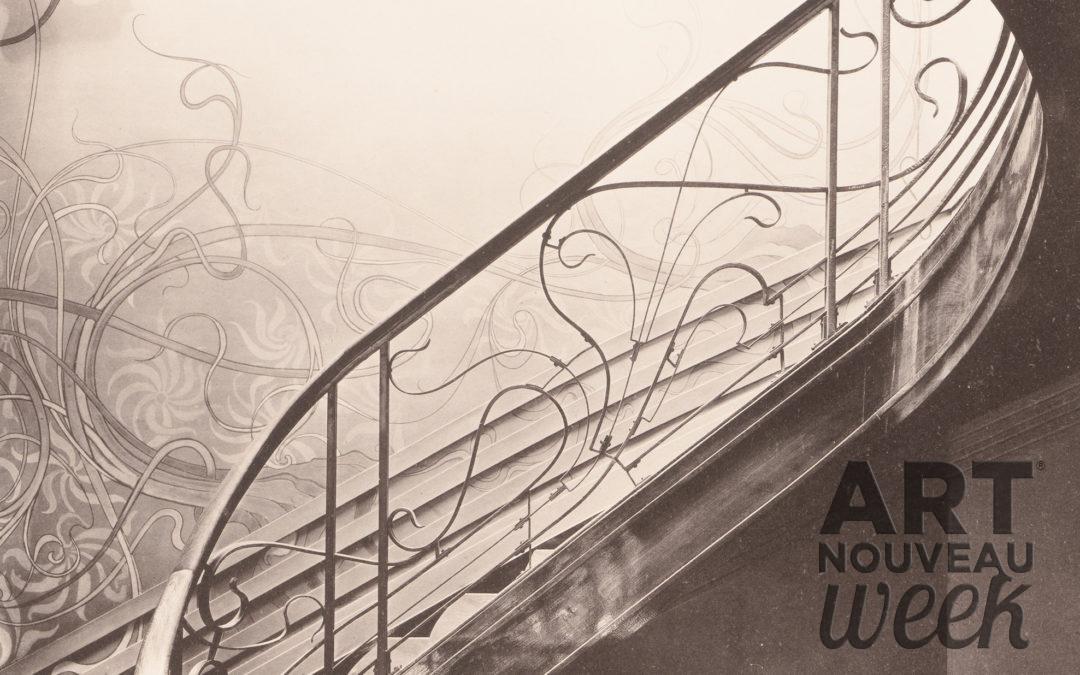 Art Nouveau week