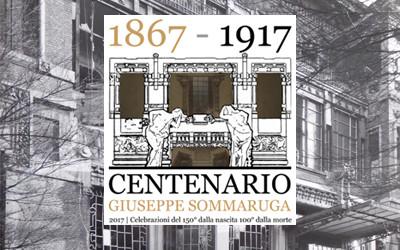 Il centenario di Giuseppe Sommaruga