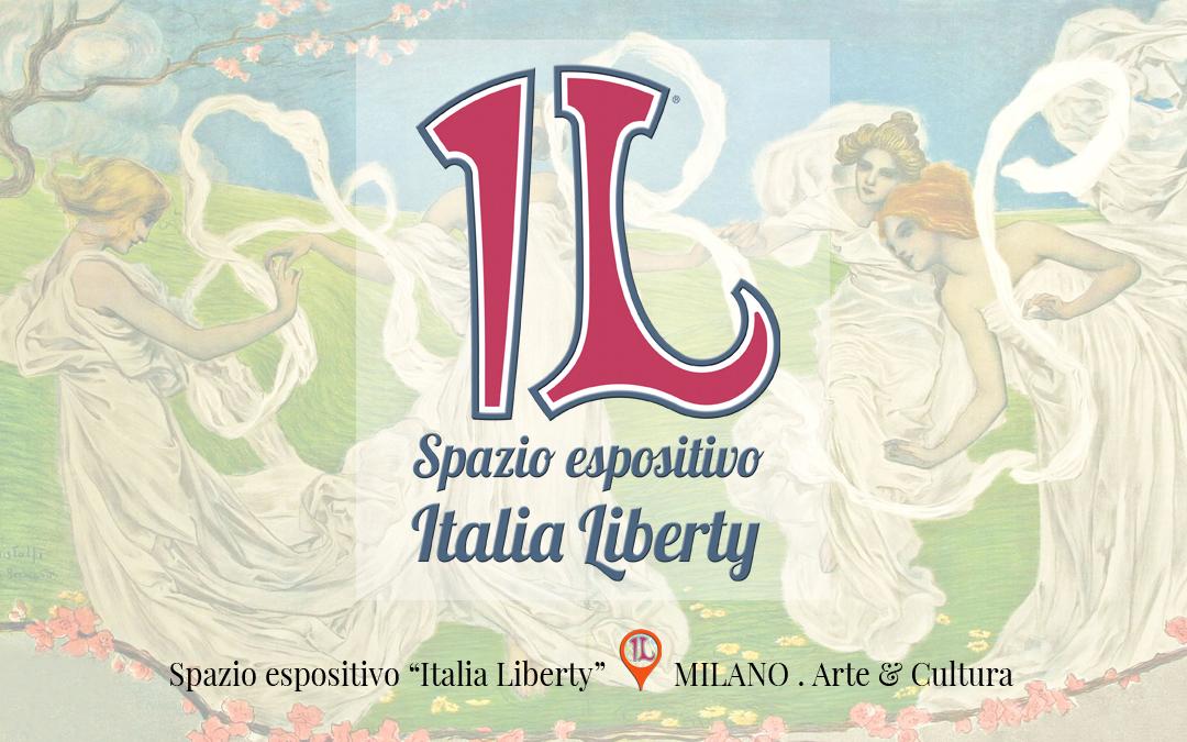 """A Milano lo """"Spazio Espositivo Italia Liberty"""""""